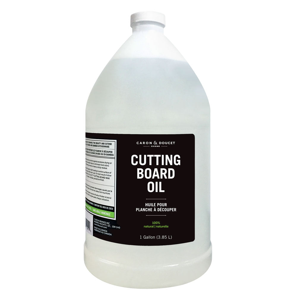 Butcher Block Oil, 1gal