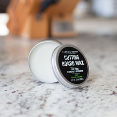 Cutting Board Wax Finish, 100g