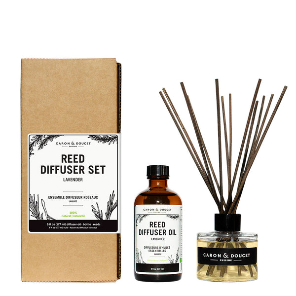 Lavender Reed Diffuser, 6oz