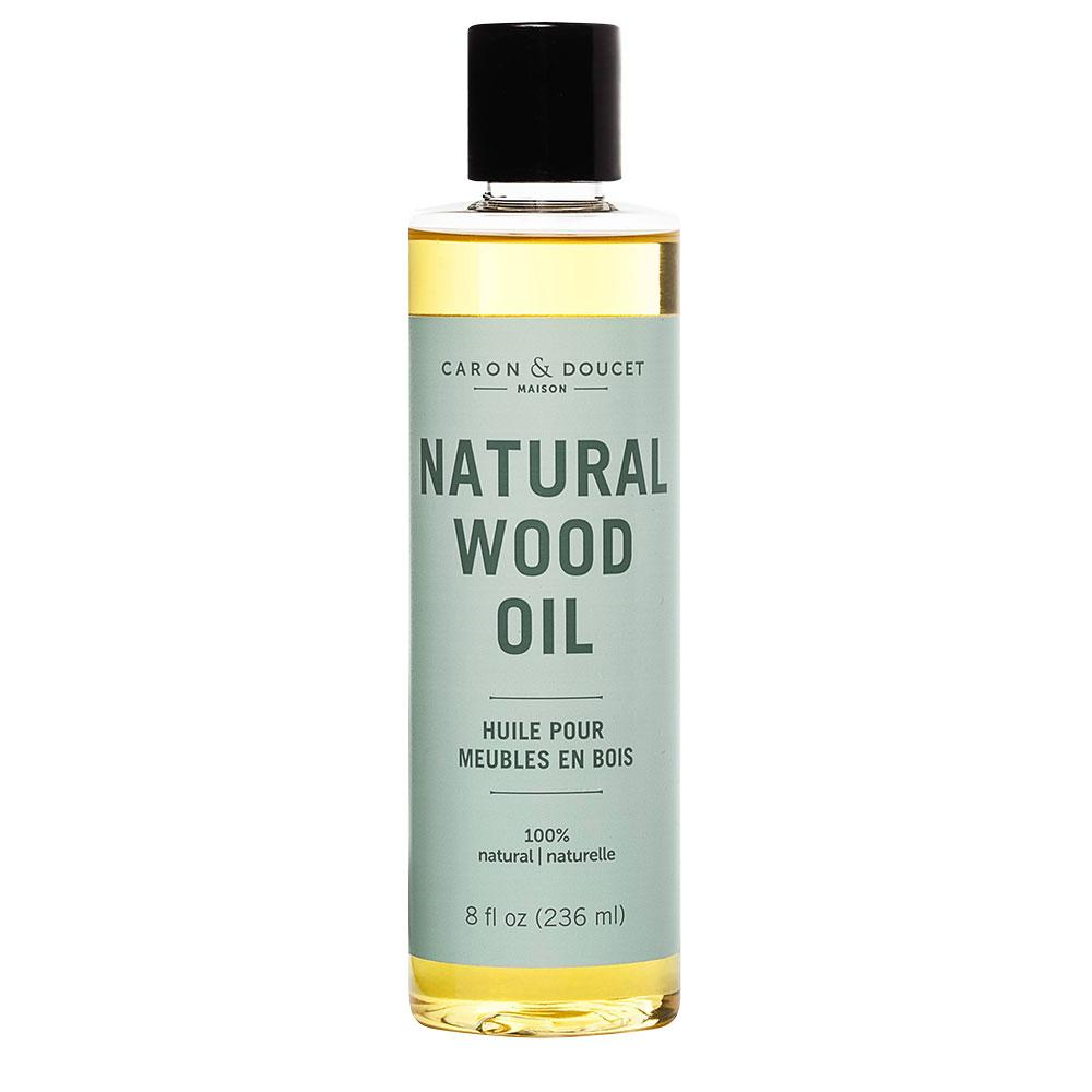 Wood Conditioning & Cleaning Oil, 236 ml