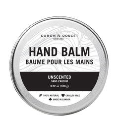 Unscented Moisturizing Balm, 100g