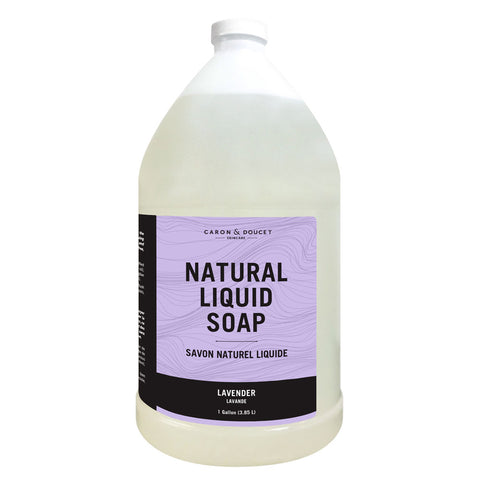 Lavender Liquid Soap, 1 Gallon