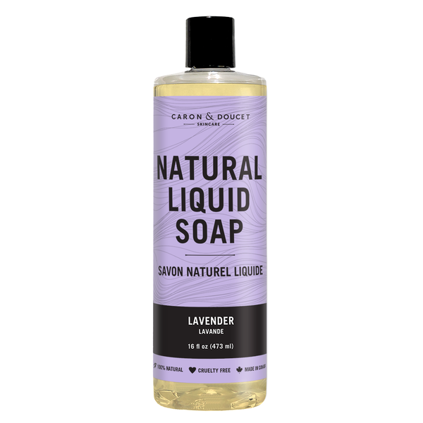 Lavender Liquid Soap, 16oz