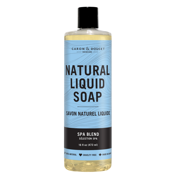 Spa Blend Liquid Soap, 16 oz