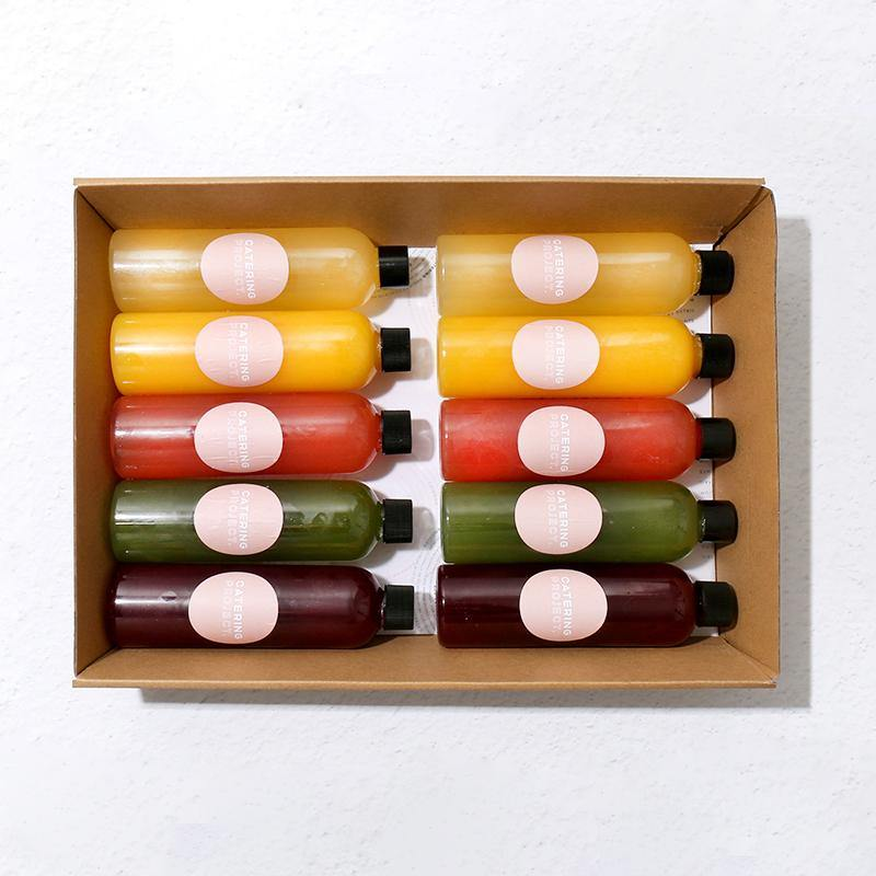 Cold-Pressed Juice Collection
