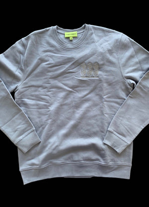 Pastel Grey Unisex Sweater