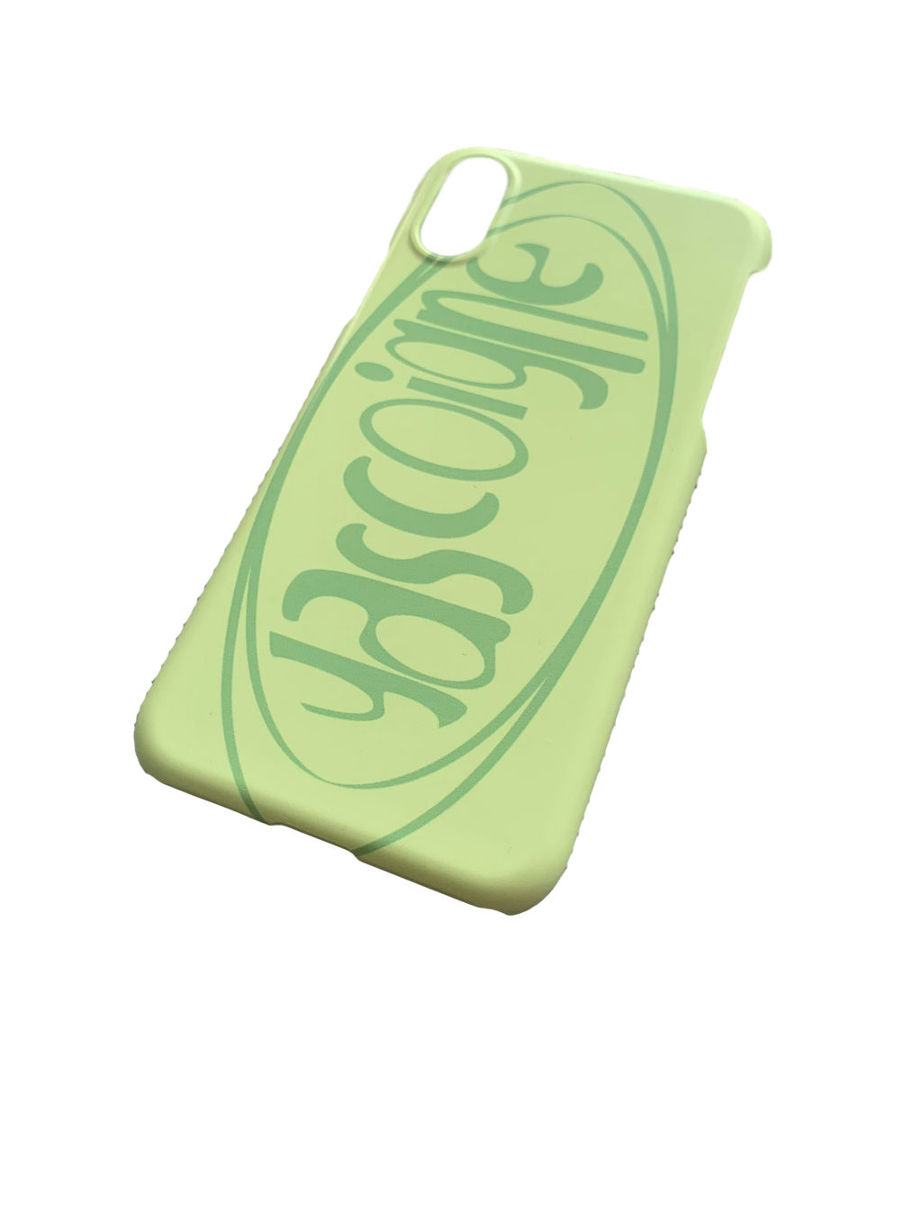 Gascoigne Logo Phone Case (Green / Khaki)