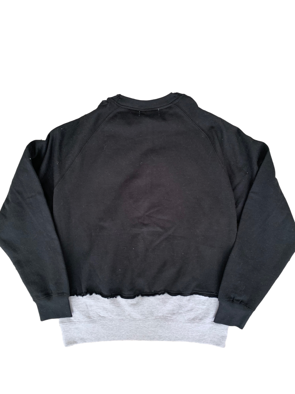 Distorted Unisex Cotton Sweater
