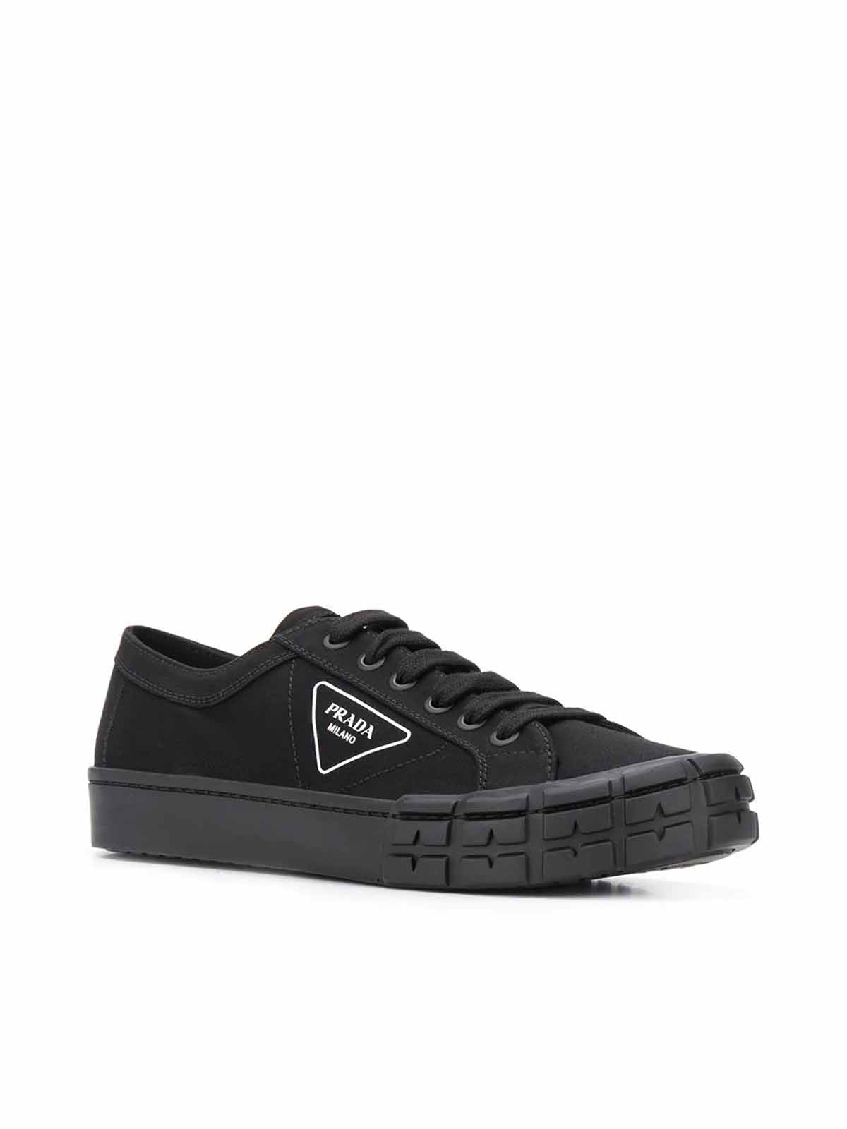 SNEAKERS LOW TOP CON LOGO LATERALE