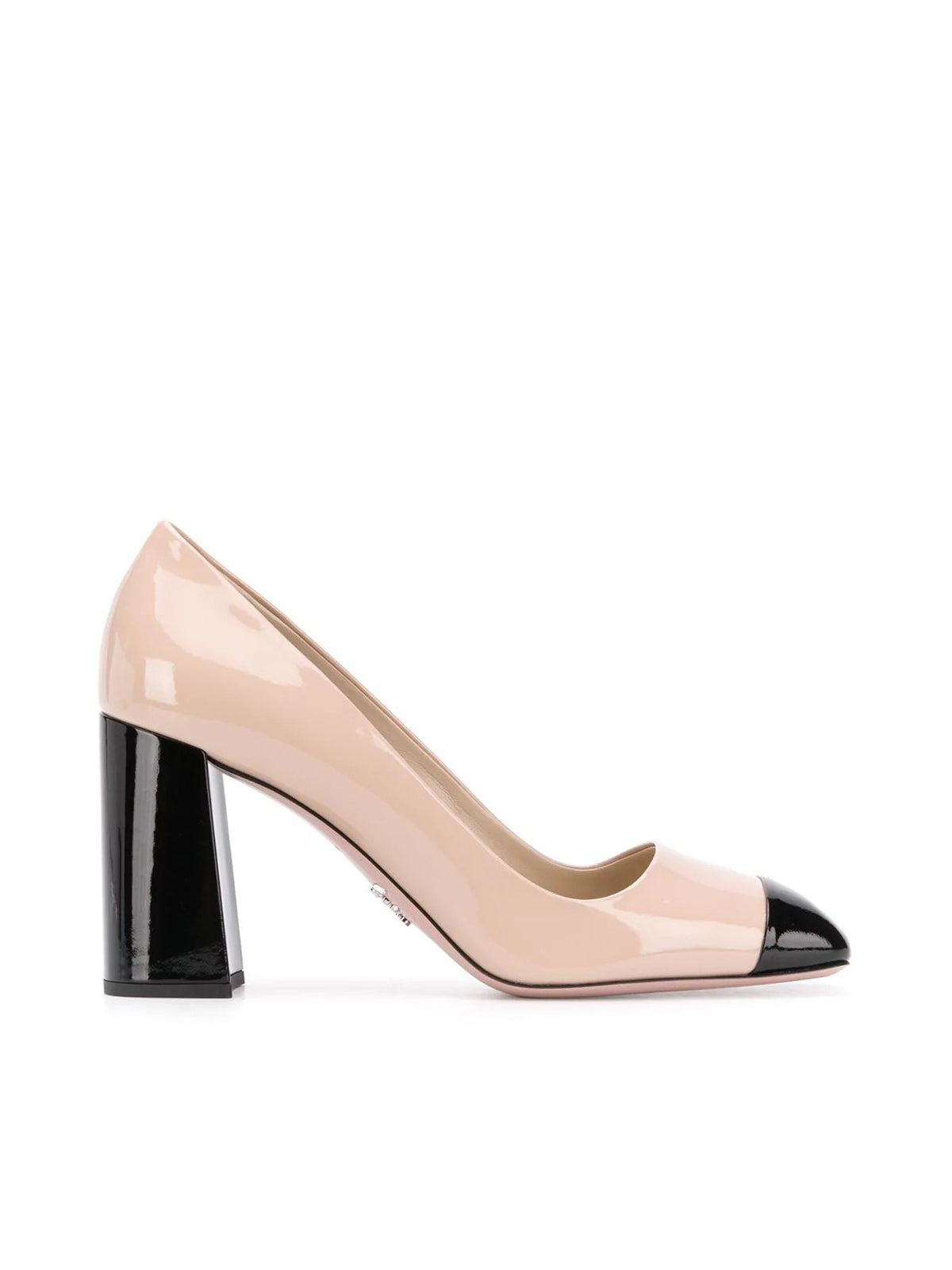 PUMPS IN PELLE DI PRADA