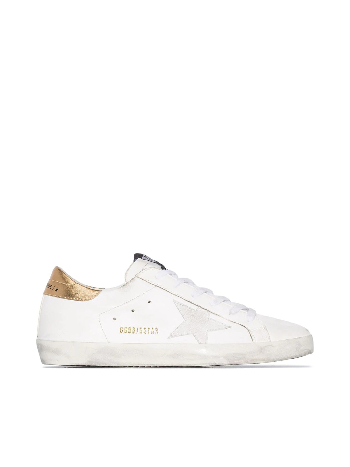 SNEAKERS SUPERSTAR GOLD