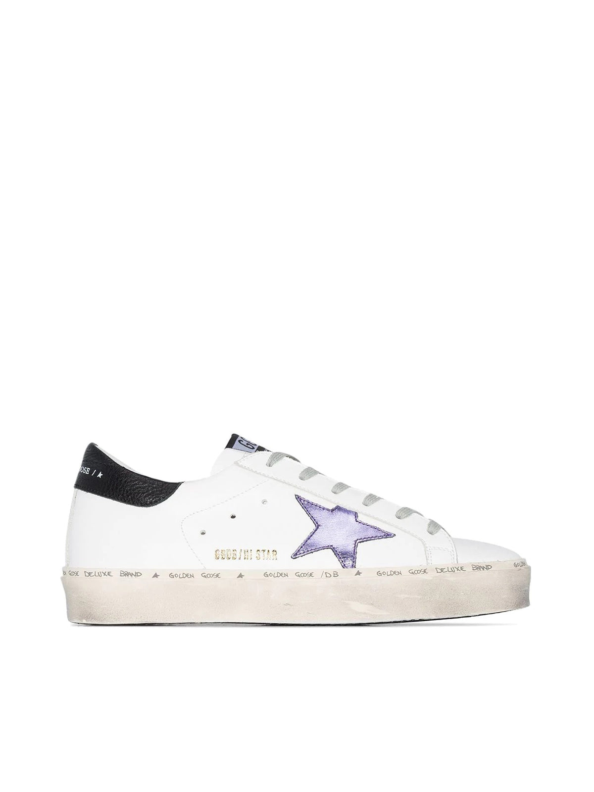 SNEAKERS HI STAR LILLA