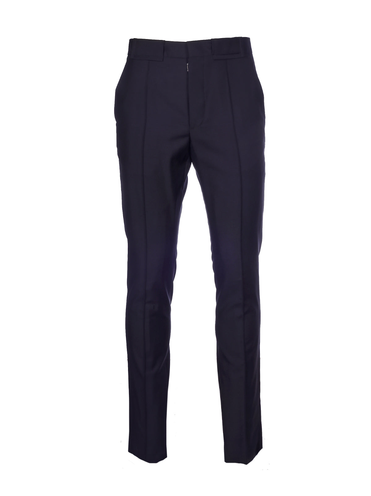 PANTALONE SLIM IN LANA
