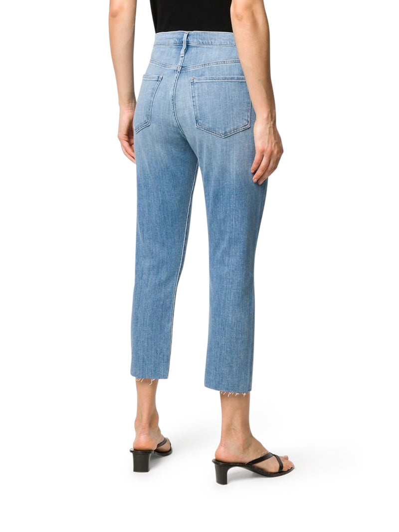 JEANS CROP WALDEN ROCK