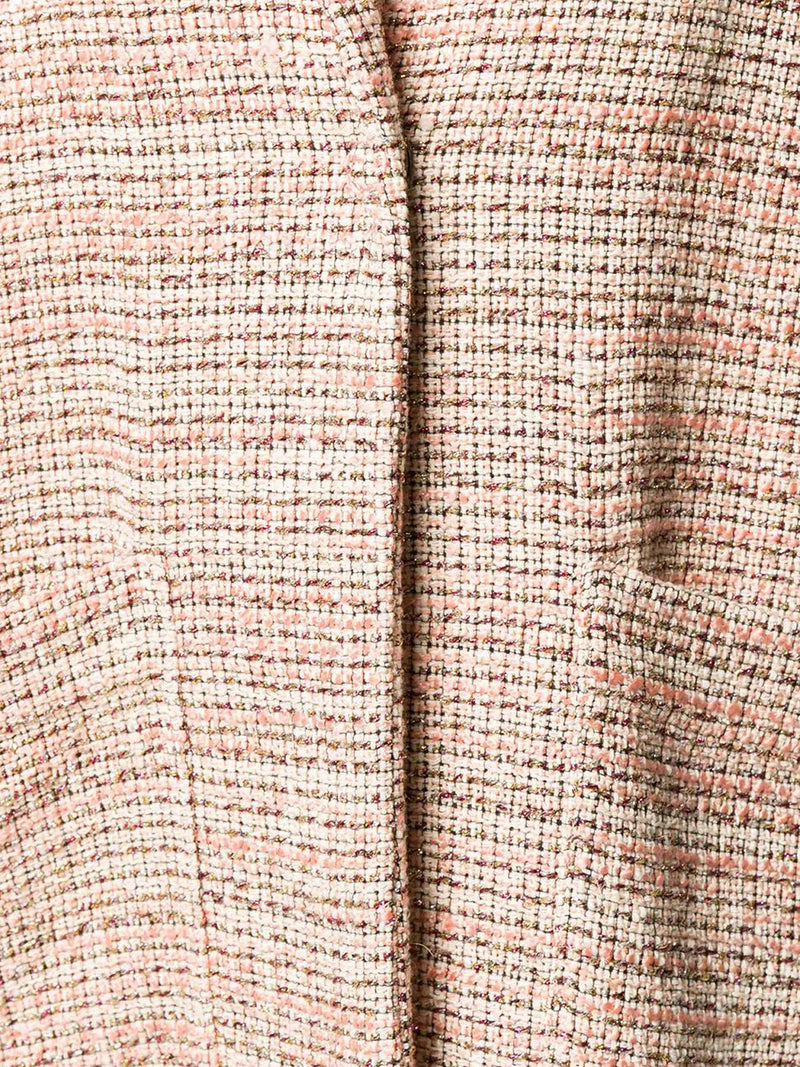 CAPPOTTO OVERSIZE IN TWEED