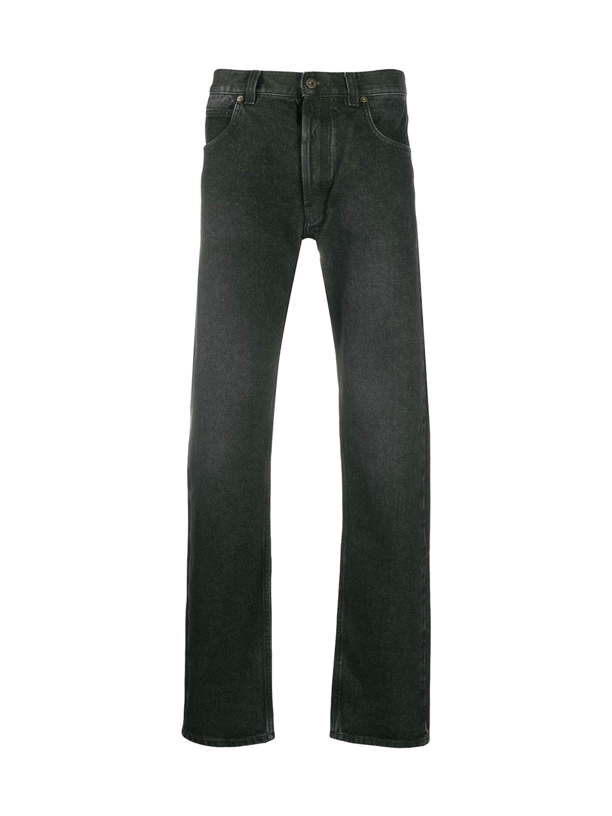 Jeans in denim nero