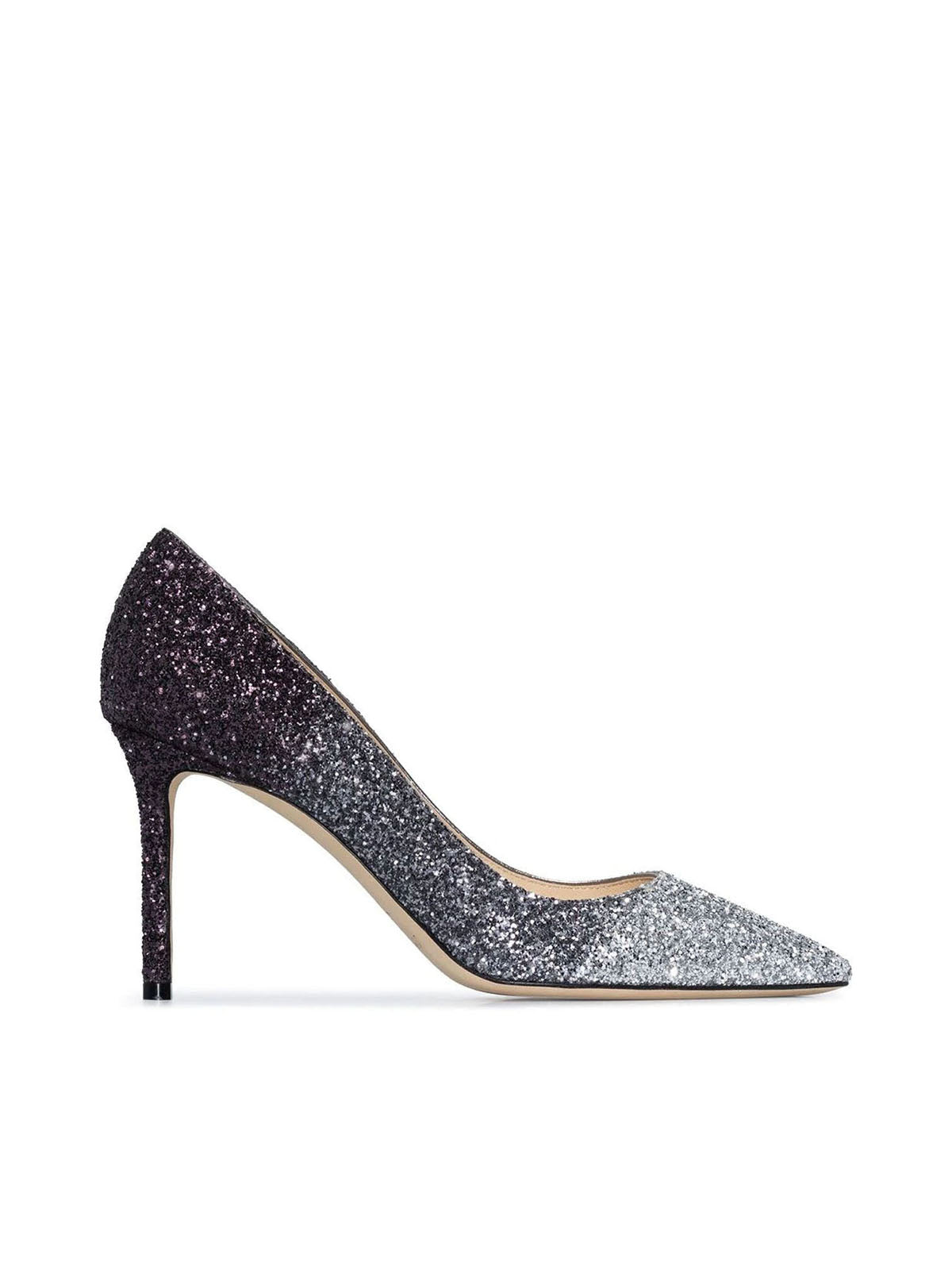 Pumps Romy con paillettes