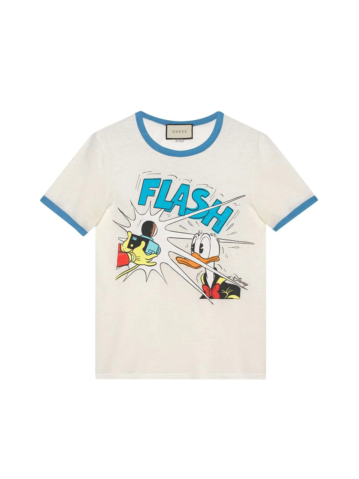 T-shirt Donald Duck Gucci X Disney