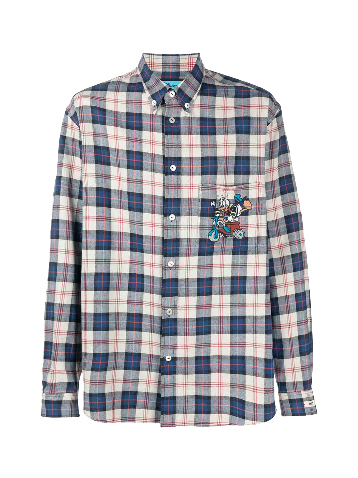 Camicia Gucci X Disney Donald Duck