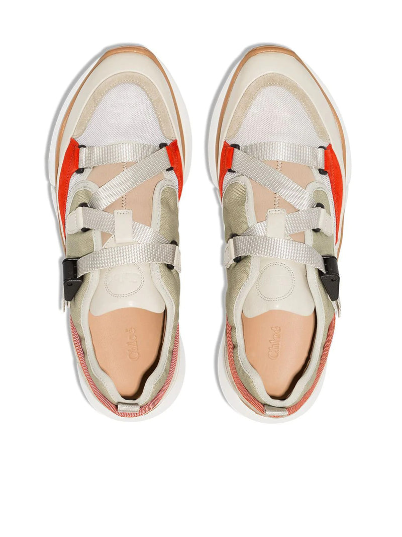 SNEAKERS SONNIE LOW RIBBON ZIG ZAG