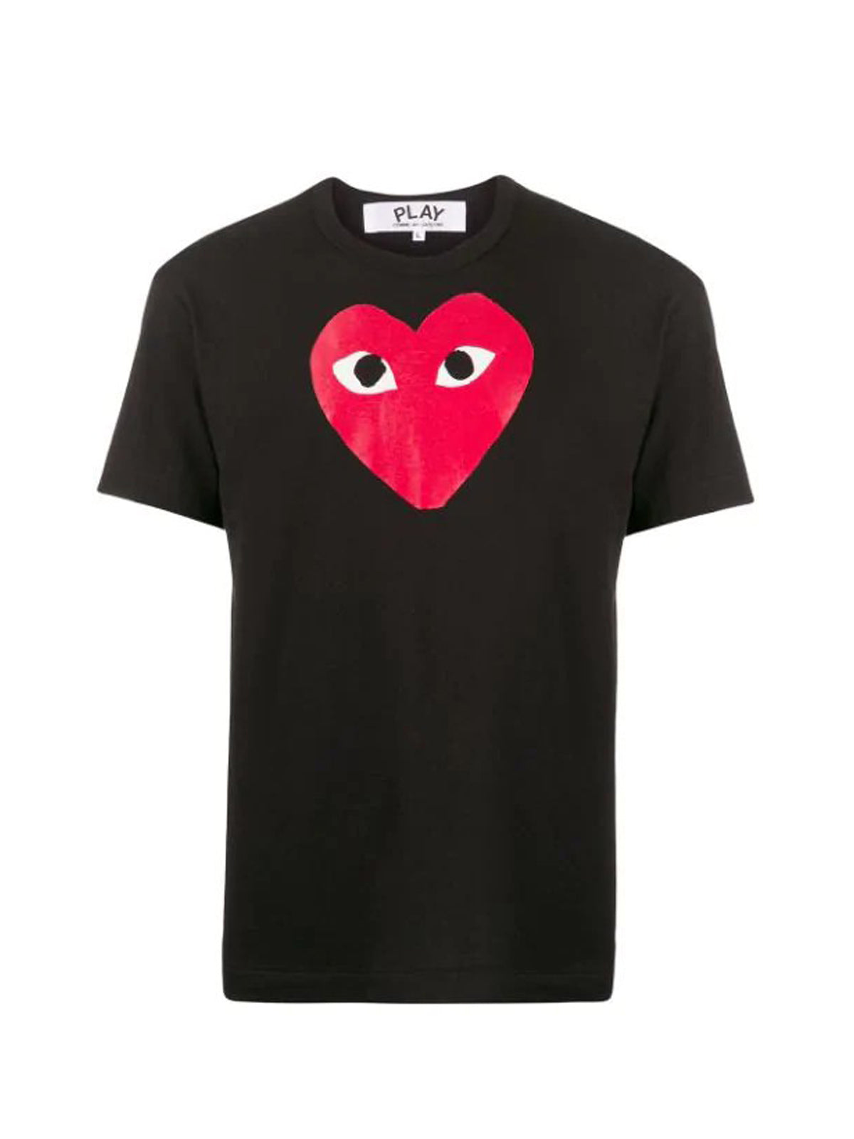 T-SHIRT CON STAMPA CUORE