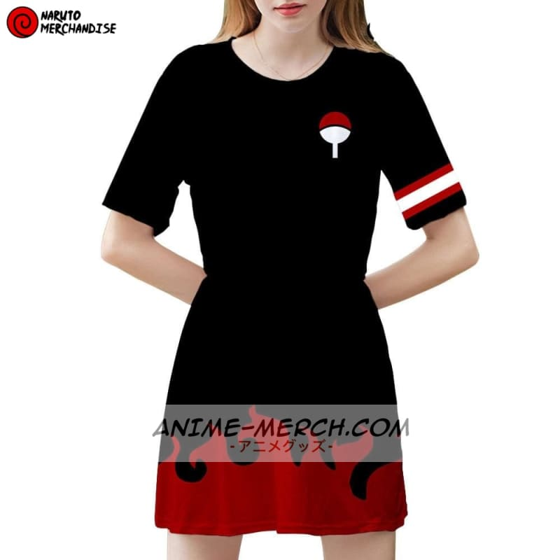 naruto dress uchiha clan