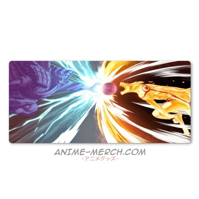 Anime Mouse Pad <br>Kyuubi vs Susanoo