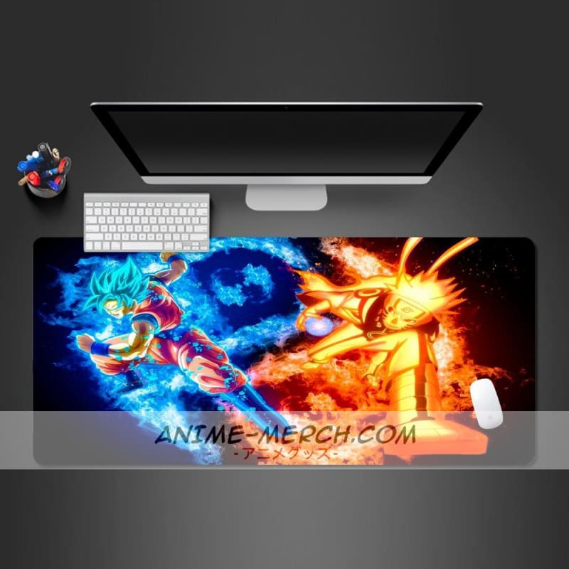 so cool naruto and wukong yin yang taiji map mouse pad gamer gaming mousepad fashion computer keyboard desk mat