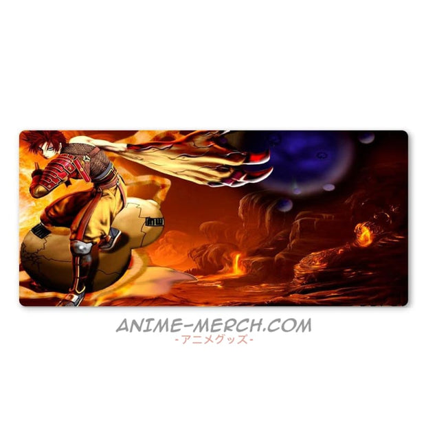 Gaara of the Sand Mouse Pad