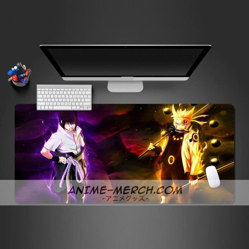 naruto mouse pad hot selling rubber mouse notebook computer padmouse professional gaming mousepad gamer to keyboard mouse mats