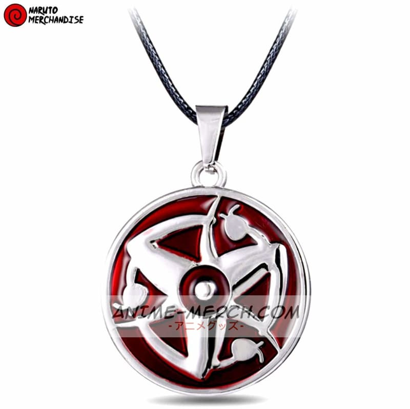 Kakashi necklace