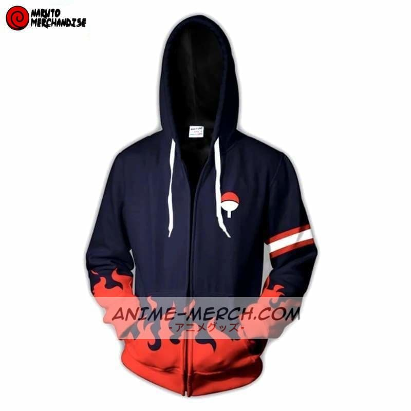 Uchiha clan jacket