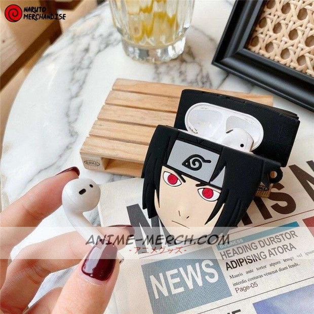 Airpod Case Sasuke
