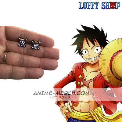 Anime One Piece Earrings