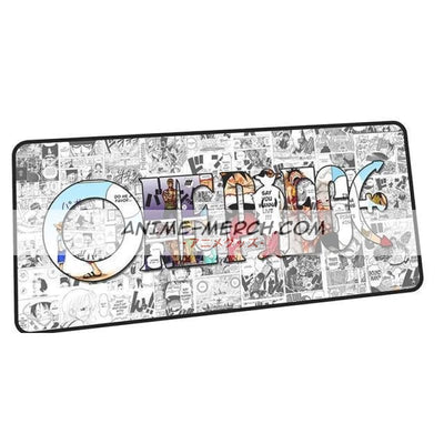 Anime One Piece Mouse Pad