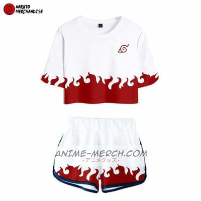 Hokage crop top