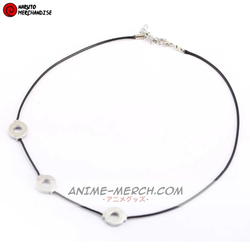 Itachi necklace silver