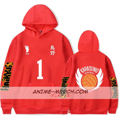 Karasuno High School Sweatshirt