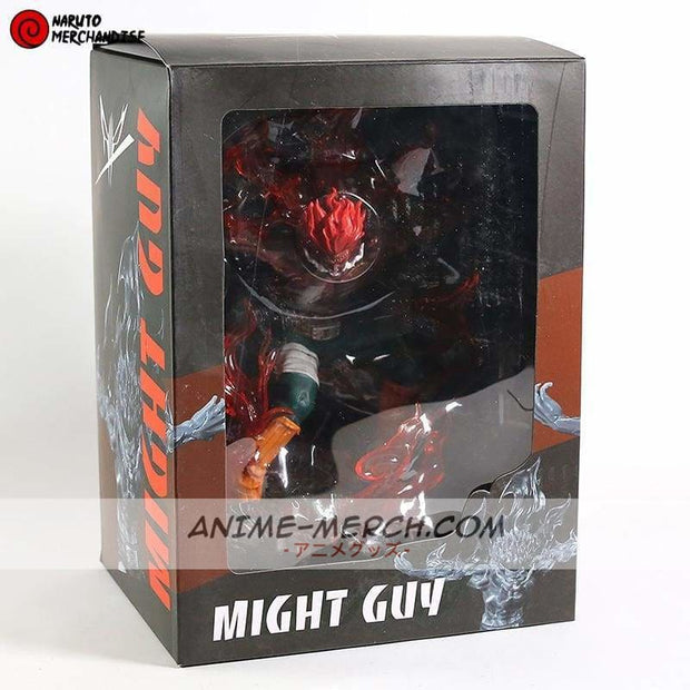 Might Guy 8 Gates Figure