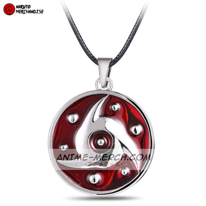 Naruto itachi necklace