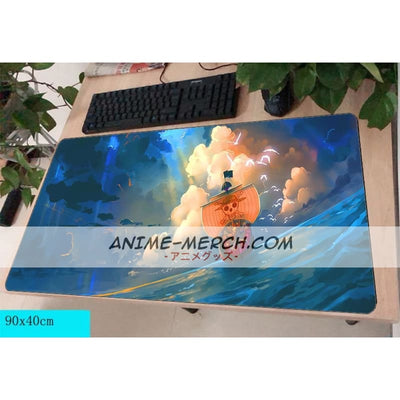 One Piece Large Mouse Pad