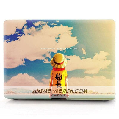 One Piece Macbook Case