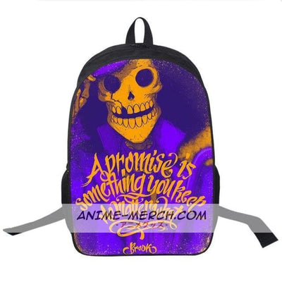 One Piece School Backpack