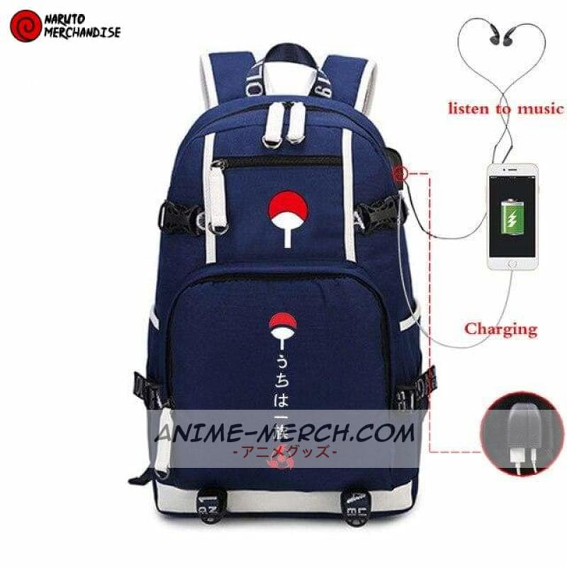 naruto backpack uchiha symbol