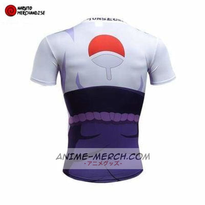 Anime Workout Shirt <br>Sasuke (Orochimaru Outfit)