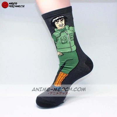 Anime Socks <br>Might Guy