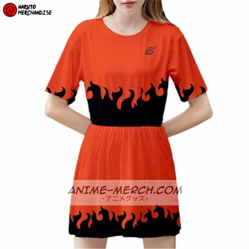 naruto dress naruto uzumaki orange