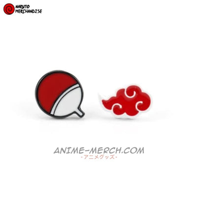 Uchiha and Akatsuki Earrings