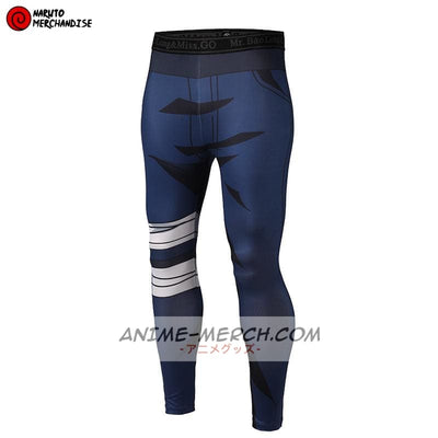 naruto leggings kakashi hatake workout