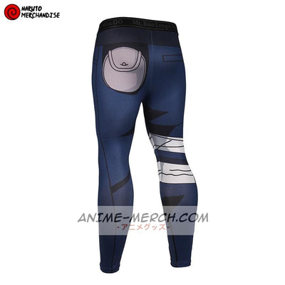 Anime Leggings <br>Kakashi Hatake Workout